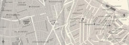Stadtplan Amsterdam2