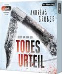 Todesurteil-Andreas Gruber-Rezension-Hörbuch-Oliver Steinhaeuser-Buchblog