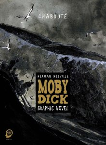 Moby Dick, Graphic Novel, Buchblog Oliver Steinhäuser