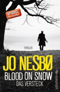 Jo Nesbø, Das Versteck, Blood on Snow, Ullstein, Buchblog
