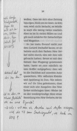 """Randnotizen des Buch- und Medienblogs bei der Lektüre: """"Gibt es Identifikation mit einer Tageszeitung? Öffentlicher Wertetransport"""""""