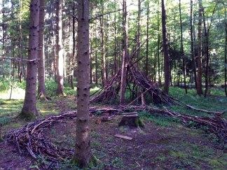 Satanistische Rituale direkt vor der Haustür - Kopfkino beim Joggen durch Stuttgarter Wälder