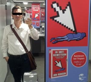 Ein unkritischer Post, Buch und Medienblog, Klett-Cotta, In Shitgewittern