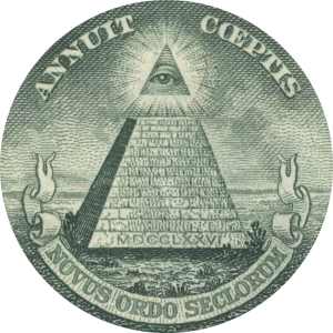 Verschwörung, Great Seal of the United States, Blog, Oliver Steinhaeuser