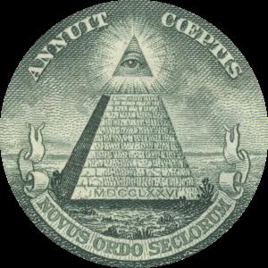 Verschwörung, Great Seal of the United States, Blog, Oliver Steinhaeuser